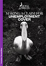 Making a claim for unemployment cover